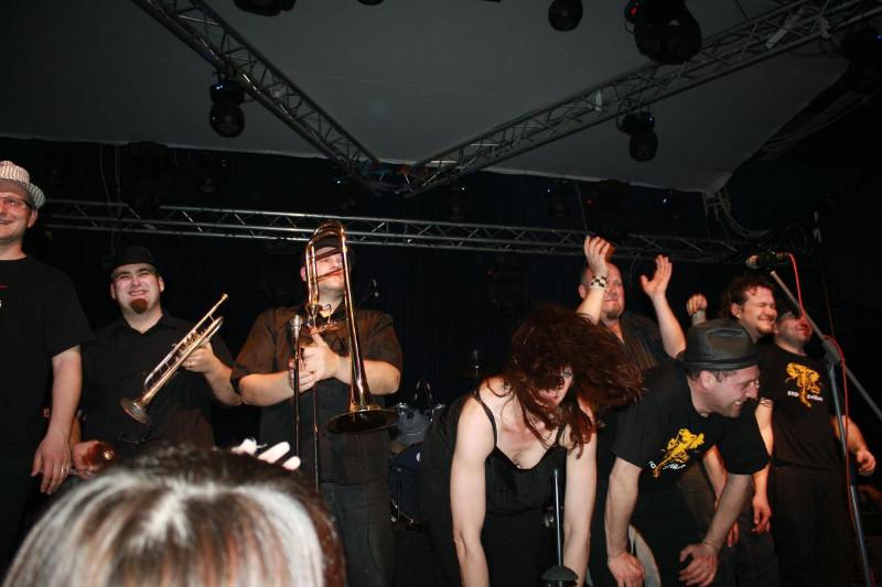 Tábor - Milenium, 10.04.2010