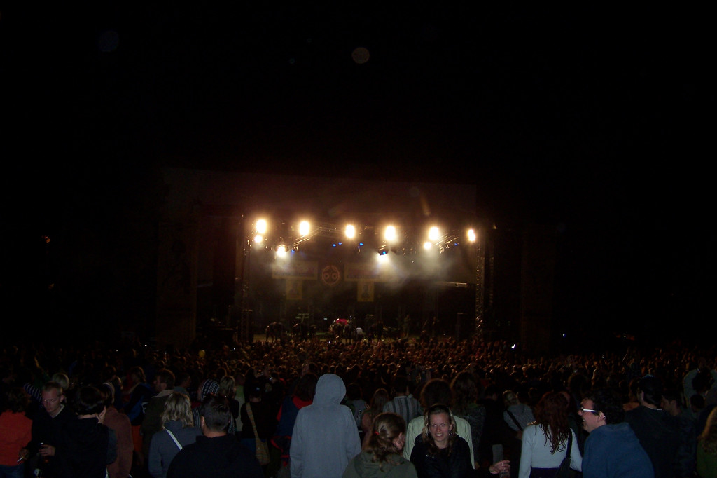 Trutnov - Open Air festival, 20.08.2011