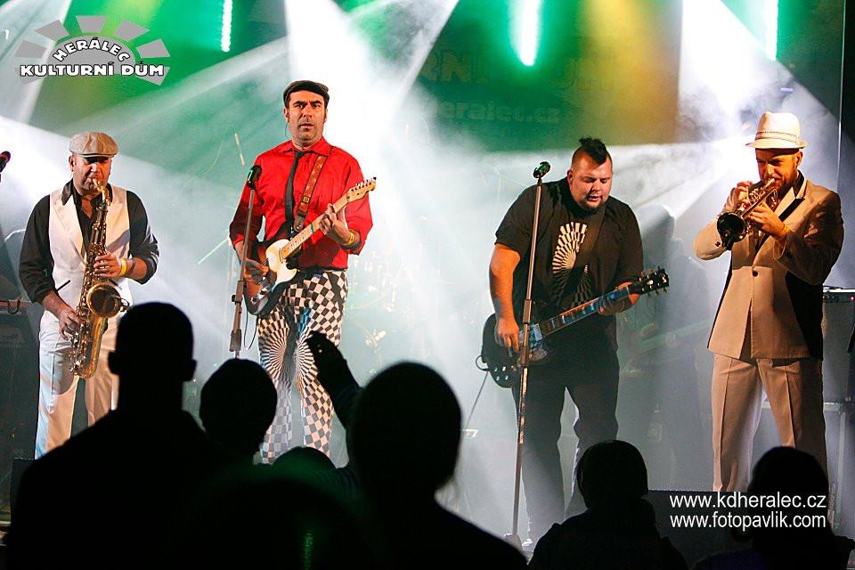 Herálec - Dům kultury, 22.10.2011